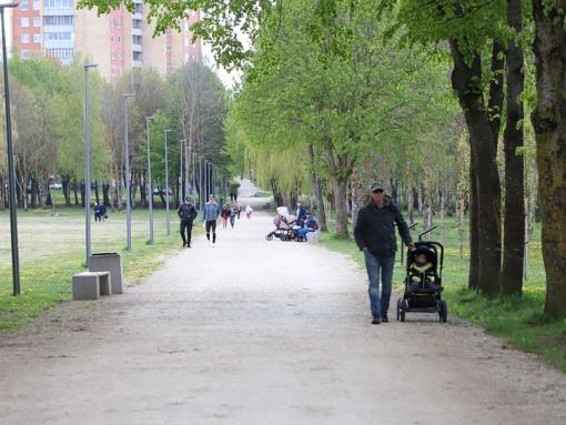 Naujas parkų priežiūros modelis pasiteisino