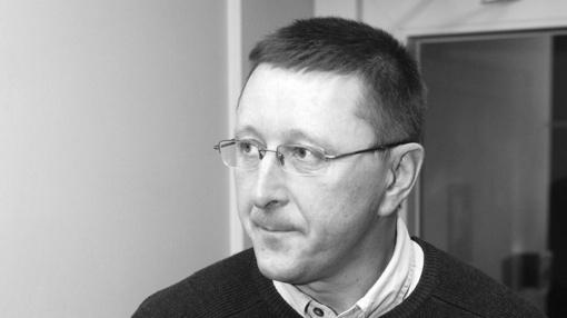 Mirė humoristas Vytautas Šerėnas