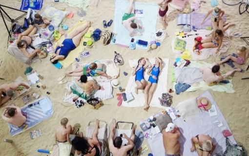 Kultūros ministras: Lietuvos paviljonas Venecijos bienalėje nepalieka žiūrovų abejingų