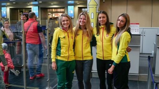 Istoriją kurianti Lietuvos estafetės komanda: dėl tokių akimirkų sportuojame