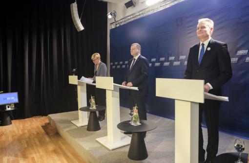 Rinkimai 2019: kaip pirmame ture balsavo Tauragės apskrities gyventojai?