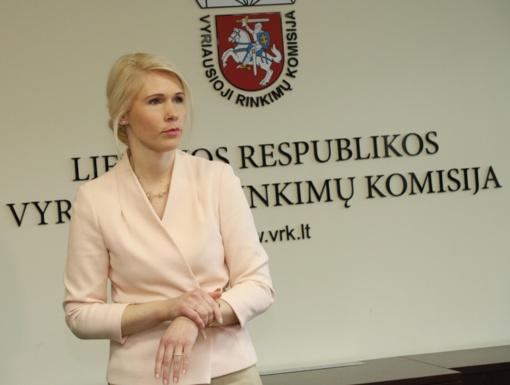 L. Matjošaitytė: Konstitucijos pakeitimas dėl pilietybės yra nepriimtas