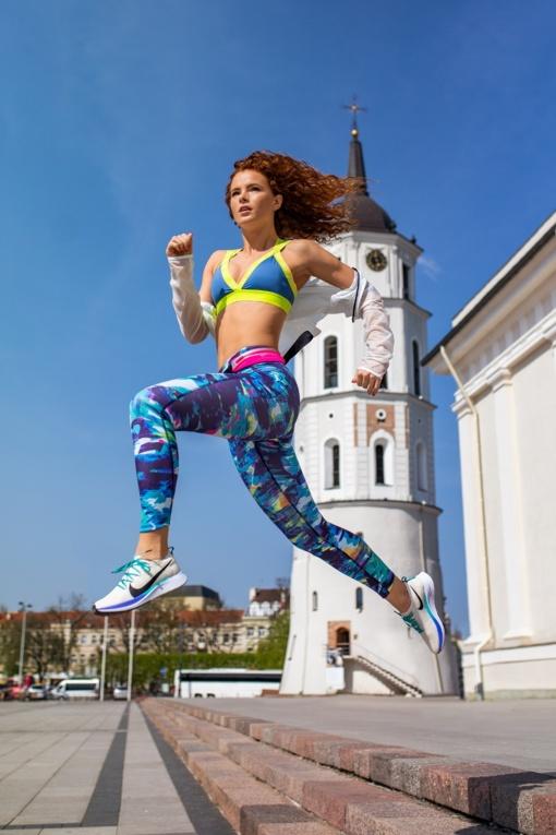 Gyvenimas sporto ritmu pagal Dalią Belickaitę: nauji iššūkiai ir neužkariauti horizontai