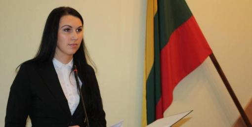 Naujoji Alytaus rajono savivaldybės administracijos direktorė – G. Jociunskaitė