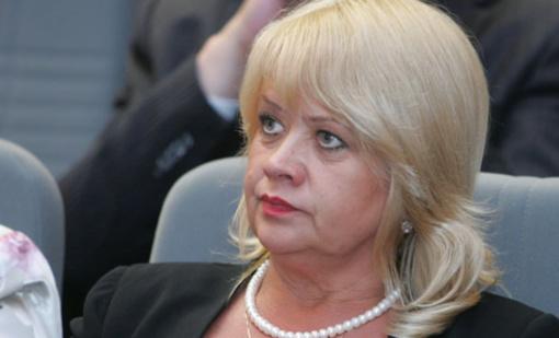 Buvusią Visagino merę D. Štraupaitę siūloma įkalinti penkeriems su puse metų