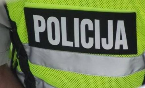 Policija sulaikė neblaivų traktoriaus vairuotoją