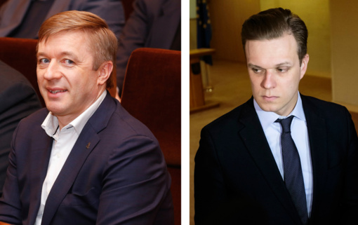 G. Landsbergis apie pasikeitusį R. Karbauskio planą trauktis: tai yra didžiausias jo kaip politiko pralaimėjimas