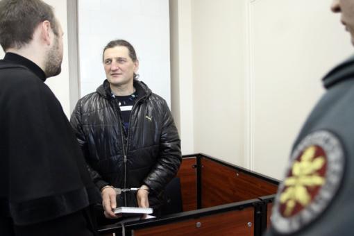 H. Daktarui laisvės atėmimo iki gyvos galvos bausmė palikta nepakeista