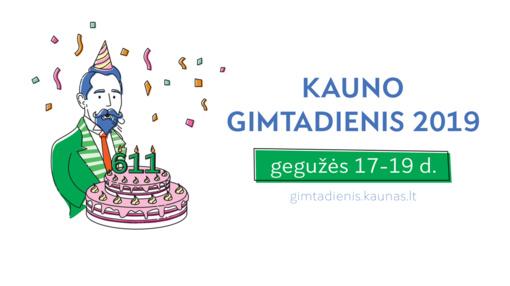 Kaunas pasitinka triukšmingiausią gimtadienį istorijoje: šventę vainikuos A. Mamontovo koncertas