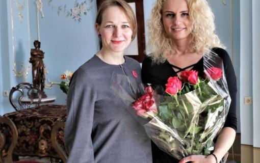 Pristatyta naujoji Maironio lietuvių literatūros muziejaus vadovė