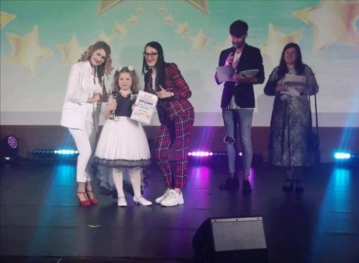 Jaunoji vokalistė garsina Ignaliną