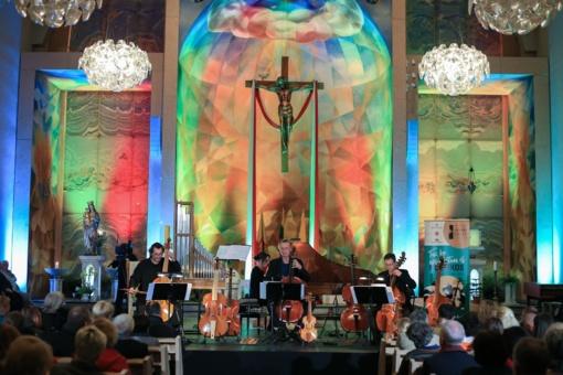 Antrasis Tarptautinis Klaipėdos violončelės festivalis palydėtas susižavėjimo šūksniais (fotogalerija)