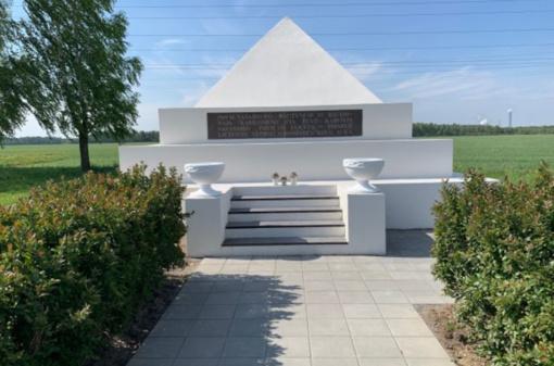 Baigtas restauruoti svarbus Kėdainiams paminklas