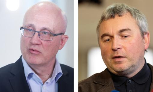 S. Jakeliūnas atsisakė būti ECB posėdyje: nedalyvausiu, kol R. Kuodis skleis tokią leksiką
