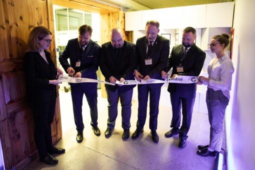 Kaune atidaryta viena moderniausių geometrinių matavimų laboratorijų Lietuvoje