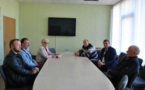 Susitikimas su ūkininkų sąjungos atstovais