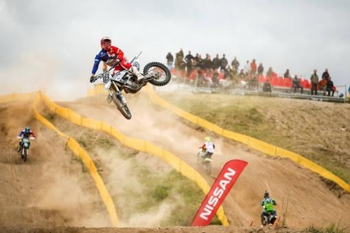 Į Šiaulius grįžta Europos motociklų kroso čempionatas