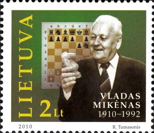Vladas Mikėnas – pasaulinės reikšmės Lietuvos šachmatininkas