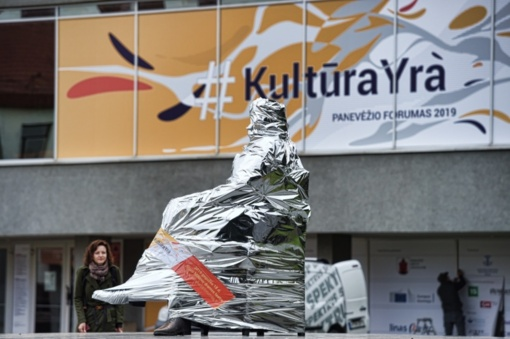 Panevėžio forume bus kuriama ambicija pretenduoti į Europos kultūros sostines