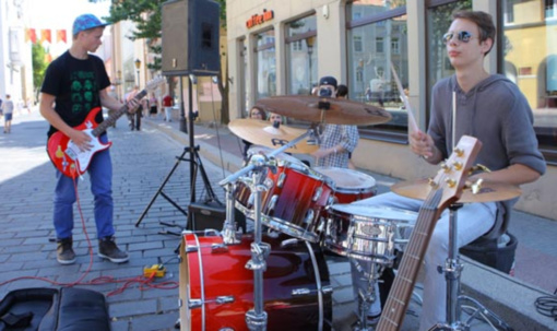 Gatvės muzikos diena žadins Klaipėdos gatves iš snaudulio