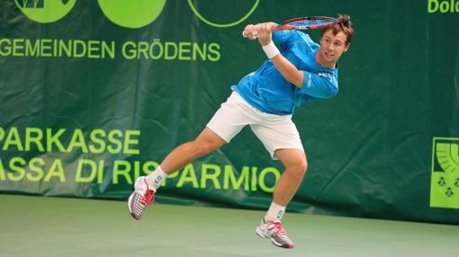Tenisininkas R. Berankis Šveicarijoje pralaimėjo pirmąjį susitikimą
