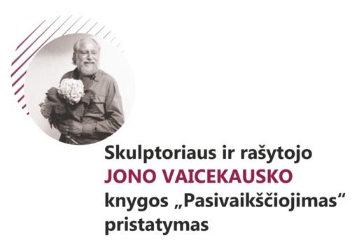 Jono Vaicekausko knygos pristatymas