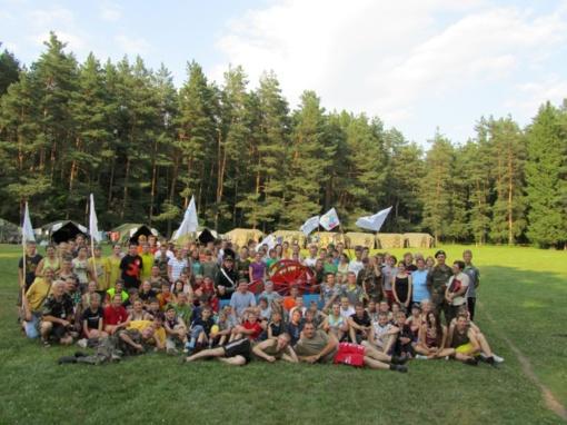 Kviečia mobilioji vaikų vasaros stovykla