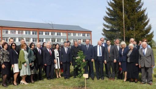 Alantos technologijos ir verslo mokykla paminėjo 60 metų jubiliejų