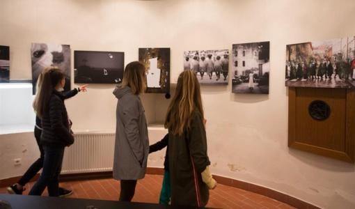 Tauragiškiai ir svečiai aktyviai dalyvavo Muziejų naktyje
