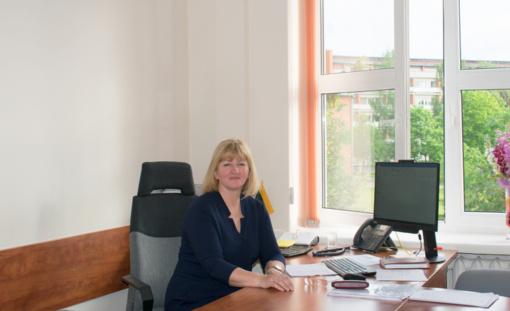 """Ilona Šaparauskienė: """"Drąsiai renkuosi permainas"""""""