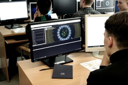 CERN inicijuotoje elementariųjų dalelių fizikos meistriškumo pamokoje pirmą kartą dalyvavo ir Lietuvos jaunimas