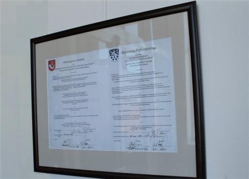 Tauragės meras su delegacija išvyko į Rydštatą – bus atnaujinta bendradarbiavimo sutartis