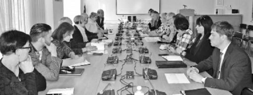 Kelių laistymas – išskirtinė paslauga Klaipėdos rajono gyventojams