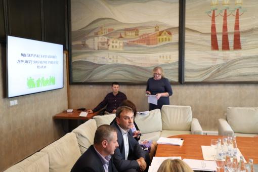 Posėdžiavo Druskininkų savivaldybės Tarybos komitetai