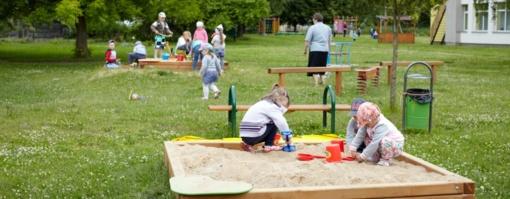 Tėvų dėmesiui: paskelbta kokios ikimokyklinio ugdymo įstaigos veiks vasaros metu