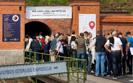 Paskutinį gegužės sekmadienį Jūrų muziejuje nusidrieks eilės