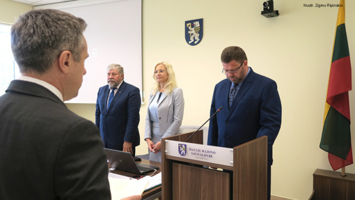 Taryba priėmė svarbių sprendimų