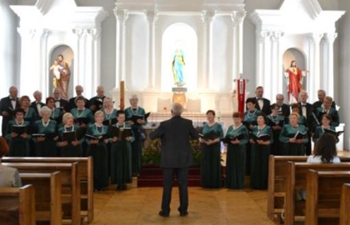 Partizanų pagerbimo, kariuomenės ir visuomenės vienybės dieną – dainos Lietuvai ir už ją kovojusiesiems