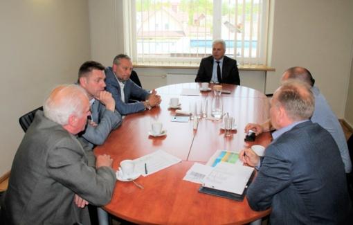 Savivaldybės biudžeto lėšos – renovuotų namų teritorijų tvarkymui