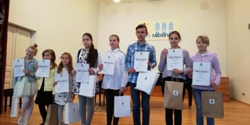 """Ignaliniečiai respublikiniame keramikos konkurse """"Sveikas maistas"""" vieni geriausiųjų"""