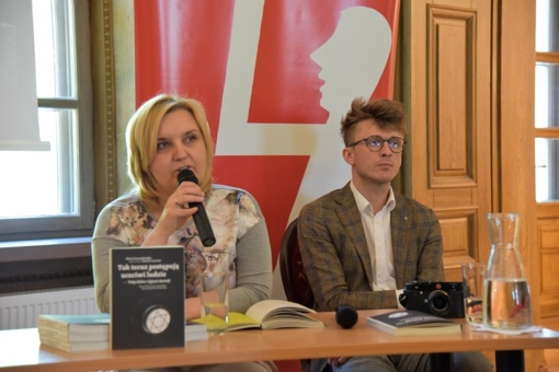 Knygos apie Vilniaus krašto lenkus, gelbėjančius žydus, pristatymas