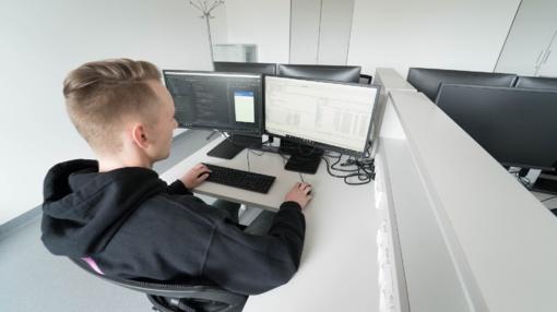 Šiaulių valstybinė kolegija rengs programuotojus