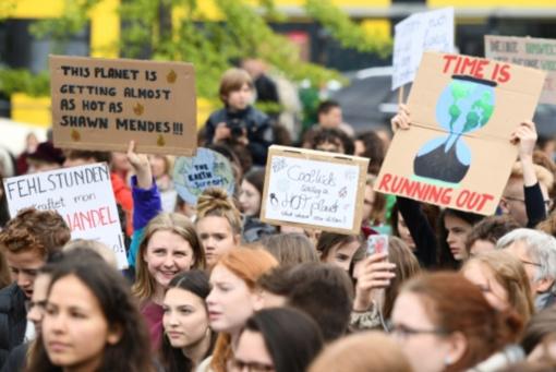 Lietuvos jaunuoliai jungiasi į klimato kaitos protestus, bet pasyviau nei Vakarų Europoje