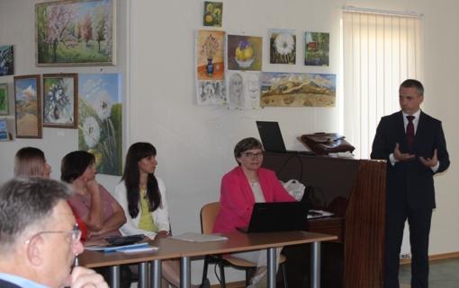 Vietos verslininkai ir ūkininkai susitiko su savivaldybės vadovais