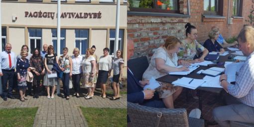 """Projekto """"Lietuvos-Lenkijos istorija iš trijų miestų perspektyvos"""" partnerių susitikimas"""