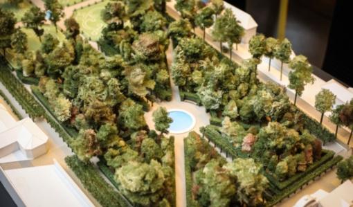 Aplinkos ministras grasina stabdyti finansavimą Sapiegų parkui Vilniuje tvarkyti