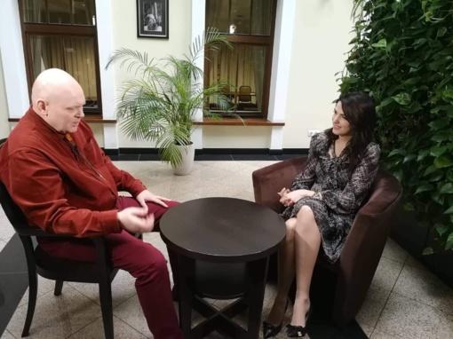 """Fenotipologas Markas Lučinas priverstų """"veislinius"""" vyrus daugintis"""