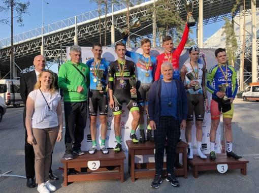 Druskininkuose - kovos dėl medalių porinėse ir žiedinėse lenktynėse