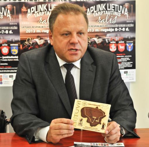 LAK vadovaus Rolandas Dovidaitis
