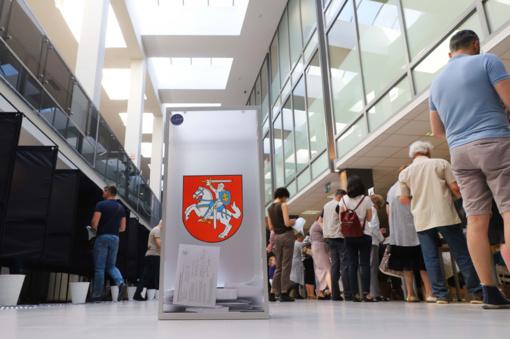 Lietuvos piliečiai rinks naują prezidentą bei atstovus į EP